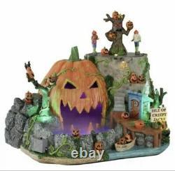 2021 Lemax Spooky Town ISLE OF CREEPY JACKS BRAND NEW Halloween Village