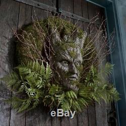 32 Dark Forest Wreath Halloween-Grandin Road Exclusive
