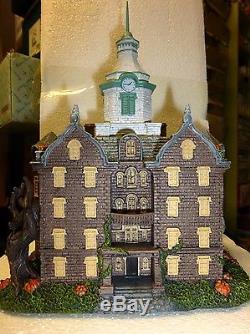 AMERICA'S MOST HAUNTED Village/Halloween House TRAN-ALLEGHENY ASYLUM Lighted