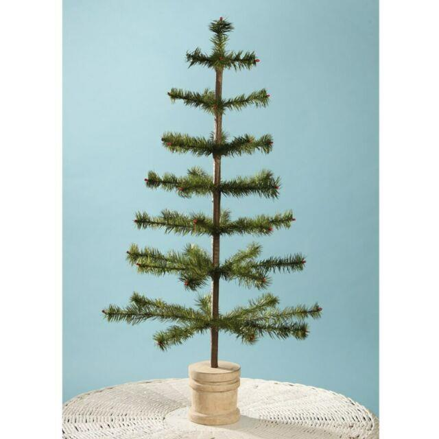 Bethany Lowe 30 Green Feather Tree A Holiday Must-have New