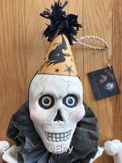 Bethany Lowe Bruce Elsass Party SkeletonRareretired