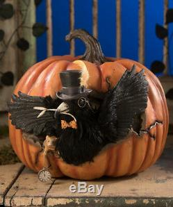 Bethany Lowe Cawing Pumpkin 12 TD8521