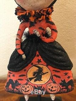 Bethany Lowe Debra Schoch Hop Hop Jingle Boo Halloween GirlRareretired