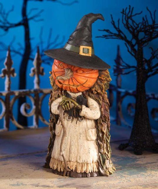 Bethany Lowe Designs Halloween Into The Woods Witch Td5051