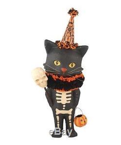 Bethany Lowe Designs Sour Puss Black Cat Halloween TJ5324 New 2016