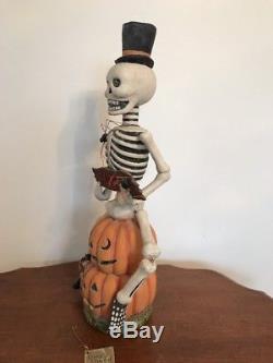 Bethany Lowe Greg Guedel Beware Skeleton retired