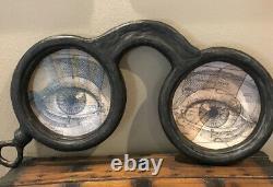 Bethany Lowe Halloween Apothecary Eyeglasses Signretired