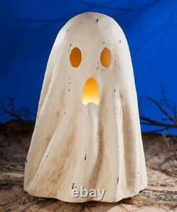 Bethany Lowe Halloween Ghost Luminary Large TJ8651