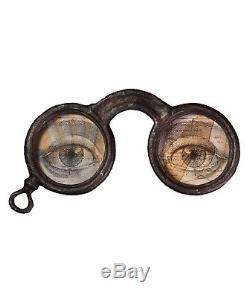 Bethany Lowe Halloween Huge 37 1/2 Apothecary Eyeglasses Sign TI5214 New