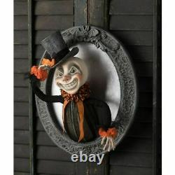 Bethany Lowe Halloween Leering Lawrence LA9245 Free Shipping Sold Ot for Year