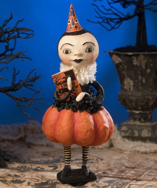 Bethany Lowe Halloween Party Pumpkin Girl Hh9215 New 2020 Debra Schoch