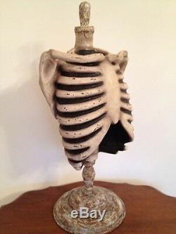 Bethany Lowe Halloween Skeleton Mannequin -New