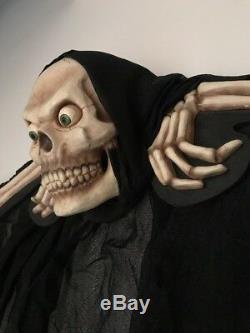 Bethany Lowe Halloween Skullduggery Wall Hanging-retired