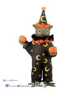 Bethany Lowe Halloween TJ5325 Wise Old Sorcerer