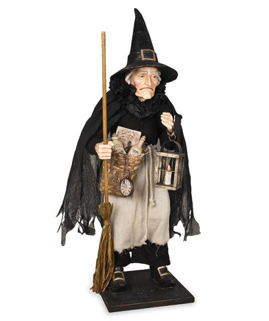 Bethany Lowe Halloween Vintage Witch Griselda New 2018 Td7637 Extra Large Read