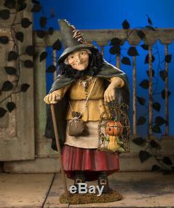 Bethany Lowe Halloween Witch Hazel Large Size New TD8507