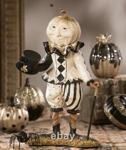 Bethany Lowe LORD LOUIS TD9046 Halloween Nice Piece! New! Pumpkinhead