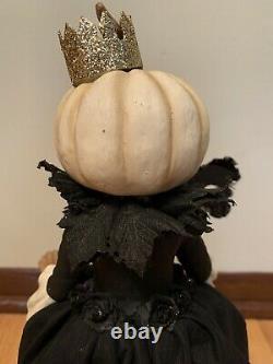 Bethany Lowe PRINCESS PUM KINETTE TD9047 Halloween -Nice Piece! New! Pumpkinhead
