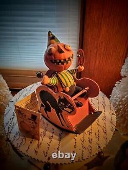 Bethany Lowe Scott Smithrucus Studio Halloween Rareretiredcollectable