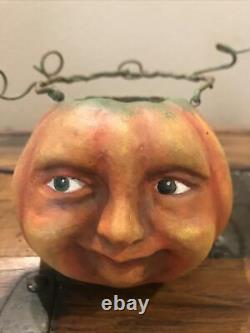 Bethany Lowe Vergie Lightfoot Halloween Ghoulish BucketsSet of 3Retired 2017