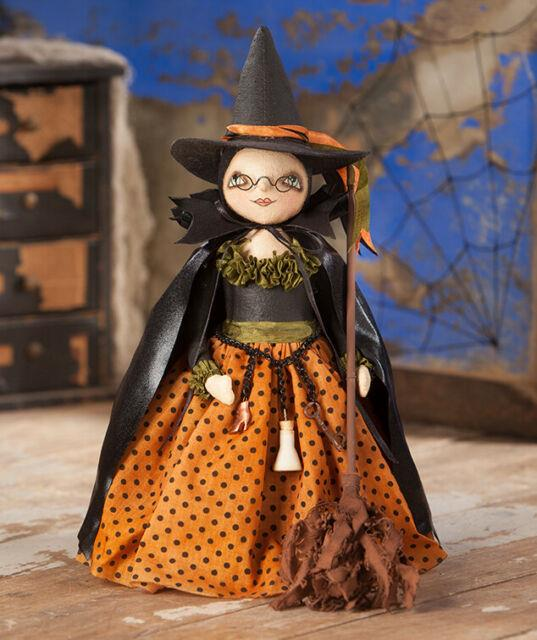 Bethany Lowe Willow The Witch Figure Designed By Robin Seeber (rs8973)