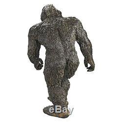 Bigfoot Garden Yeti Halloween Decor Statue, Large