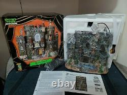 Black Castle 2009 Lemax Spooky Town RETIRED & RARE BRAND NEW COMPLETE