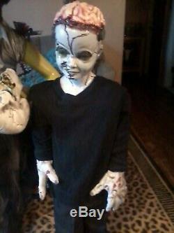 Children Of Frankenstein Lifesize Mannequin Halloween Prop Zombie Prop