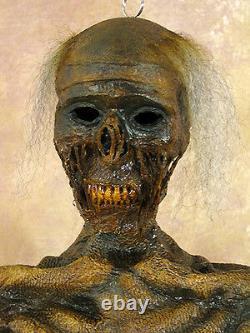 Corpsed Harvey Life-Size Human Halloween Skeleton, Haunt Skeletons NEW