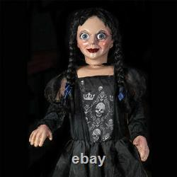 DOLLY GIRL Frightronic Halloween Prop DISTORTIONS UNLIMITED