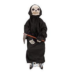 FGS71642 Dunstan The Grim Reaper By Joe Spencer Halloween Scary Spooky