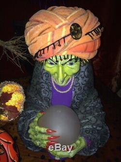 Fab Fortune Teller with the Gift of Site Invite Her to Your Home Halloween Night