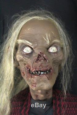 Full Life-Size Crypt Keeper (Tales From) Rare 1996 Spencers Gifts Halloween Prop