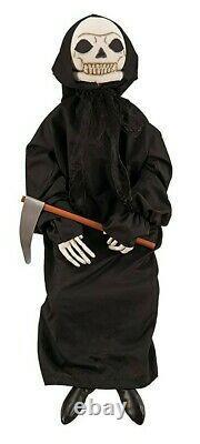 GALLERIE II Dunstan Grim Reaper Joe Spencer Gathered Traditions Art Doll Black
