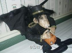 Gallerie Ii-joe Spencer -gathered Traditions-24 Macbeth Monkey -2020