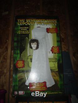 Gemmy Life-size Halloween (the Beheaded/headless Bride) Indoor Decor/prop New