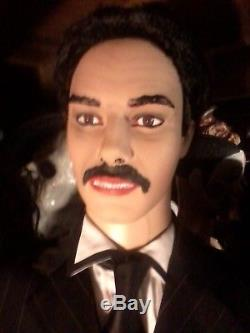 Gomez Addams Vampire Vampira Lifesize Mannequin Halloween Prop Zombie Prop