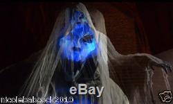 Halloween Animated Supernatural Skeleton Monster Haunted House Decor
