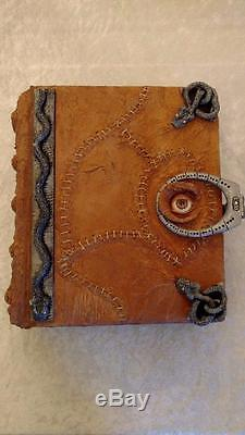 HOCUS POCUS GLOWING EYE Witch Spell Book Inspired Replica Movie Prop BEST OFFER