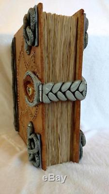 HOCUS POCUS GLOWING EYE Witch Spell Book Inspired Replica Movie Prop Handmade