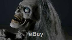 Halloween Animatronic One Eye Skeleton Corpse Haunted House Prop = Free Step Pad