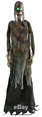 Halloween Life Size Animated Twitching Corpse Prop Decoration Haunted House