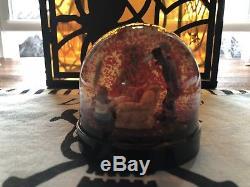 Halloween Morning 20th Anniversary Bloody Snow Globe Michael Myers #16111