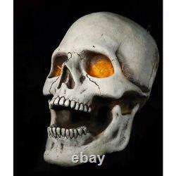 Halloween Super Skull Giant 30x18x13 Distortions Unlimited Prop Decoration