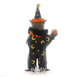 Halloween WISE OLD SORCERER Paper Magical Merriment Tj5325