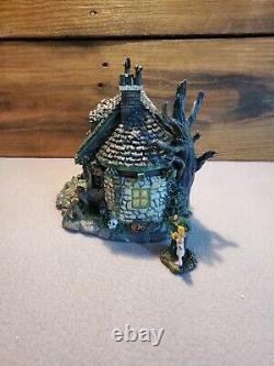 Hawthorne Village Universal Monsters FRANKENSTEIN'S COTTAGE Complete NIB