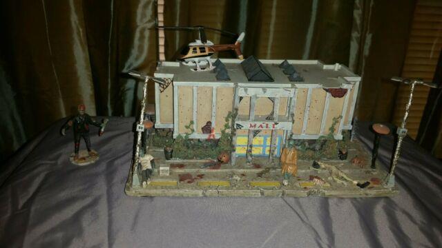 Hawthorne Village Of Horror/ Dawn Of The Dead Mall