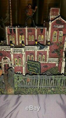 Hawthorne village of horror classics / A nightmare on elm street