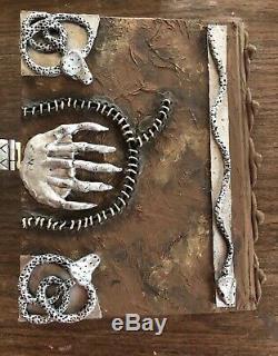 Hocus Pocus Spell Book (Journal) Handmade to Order