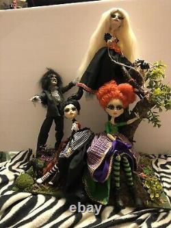 Hocus pocus Statue